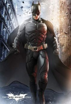 New Promo Images For THE DARK KNIGHT RISES