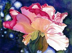 Anita Woods Watercolorest out of Leesburg, Florida