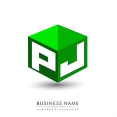 Pj photos, royalty-free images, graphics, vectors & videos | Adobe Stock Hexagon Shape, Green Backgrounds, Lettering Design, Pj, Royalty Free Images, Cube, Identity, Vectors, Shapes