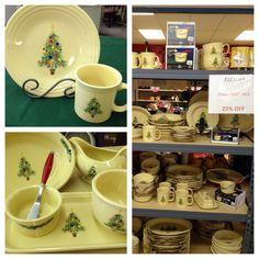b42461e16f63 Fiesta® Dinnerware Christmas Tree Pattern instore and online Dish Barn. Canton  Dish Barn