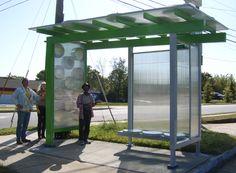 urban bus station designs   Athens Bus Stop : davisonarchitecture.com