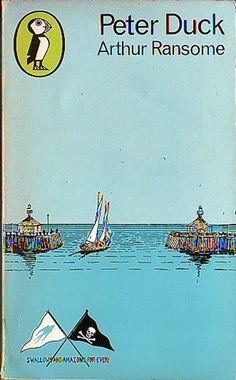 Peter Duck, by Arthur Ransome.