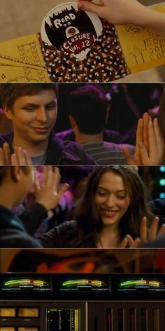 "Nick and Norah's Infinite Playlist.    Nick: So what is your favorite song?   Norah: Well my favorite verse was ""The way your looking in your sleep, the way your looking when you leap. The strange Illusions that you keep. You don't know that I'm noticing."""