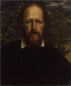 Alfred Tennyson, 1st Baron Tennyson - George Frederick Watts