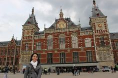 Miss Mabs de casa: Europa 2015: Amsterdam