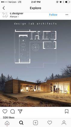 Architecture Building Design, Concept Architecture, Modern Architecture, Foster Architecture, Architecture Sketchbook, Architecture Portfolio, Door Design, House Design, Sims 4 House Plans
