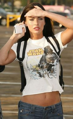 Megan Fox y Star Wars...