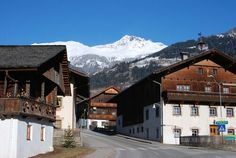 Lienz || The home of my mother and father in law Helene and Florian