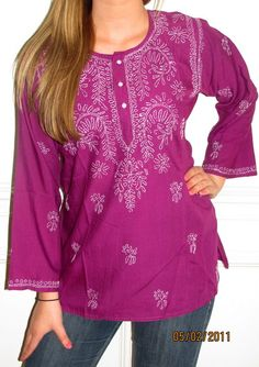one stop shop for tunics cotton tops kurtis shawls wraps jewelry & bags. Women can get it all on sale and save big.