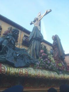 Crucifixión - León 2015.