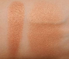 MAC Double Definition Extra Dimension Skinfinish Review, Photos, SwatchesThe texture was soft and blendable, but there was some dryness there–dry in the weird way that this formula can be, such that it feels dry to the touch but doesn't perform as if it were dry.