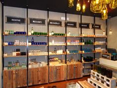 Bottlehood retail shop