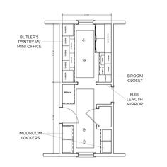 Laundry Room Mudroom Combo Layout Love This
