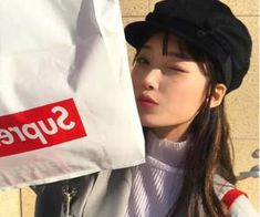 """Find and save images from the """"▸ u l z z a n g / m o d e l s ◂"""" collection by シャイ (sugoy) on We Heart It, your everyday app to get lost in what you love. Aesthetic Gif, Ms Gs, Bucket Hat, Boy Or Girl, Korean, Hats, Collection, Asian, Couples"""