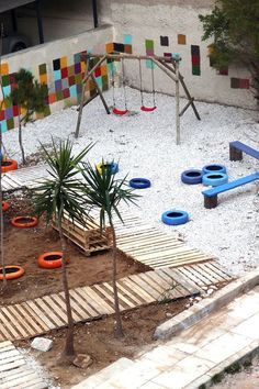 Urban Intervention in the form of a DIY Pocket Park at Stenimaxou Str. Sepolia…: