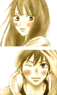 Reaching You :) Kimi ni Todoke