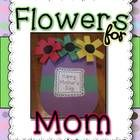What mom doesn't love flowers on Mother's Day? This precious craftivity book makes a perfect Mother's Day gift from her little sweetie. Included in...