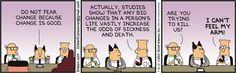 Dilbert Cartoon for Jan/16/2013