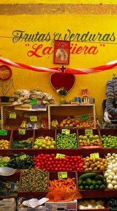 Frutas Y Verduras ~ Zacatecas, Mexico