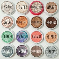 Colourpop Supershock Shadows
