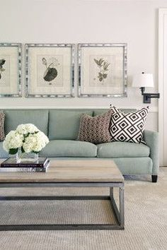 Pleasant Valley - contemporary - family room - little rock - Tobi Fairley Interior Design | Cute Decor