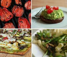 Meat-Free BBQ-28 Vegan And Vegetarian Cook-Out Recipes