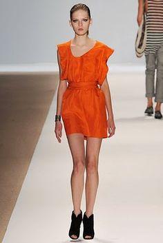 SheStayFabulous: Funky Orange Fashion