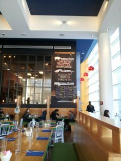 Madison Wisconsin - Restaurants - Graze - brunch is pretty tasty with views of Capitol square
