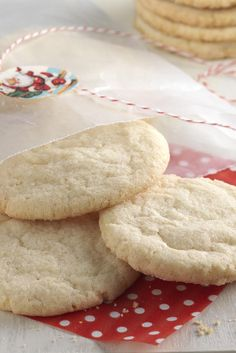 Sugar Cookies Recipe- King Arthur Flour