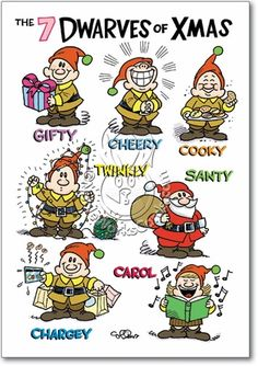 5742-dwarves-of-xmas-funny-cartoons-merry-christmas-card.jpg (315×446)