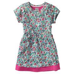 Buy Crew Clothing Girls' Trisha Floral Dress Online at johnlewis.com