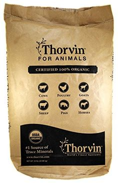 Thorvin Kelp for Animals 50lb *** Click image to review more details.(This is an Amazon affiliate link and I receive a commission for the sales)