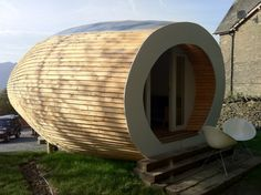 Designer Eco Pods Specialising in the Leisure Industry. Our innovative pods can be used for Glamping, Outdoor Hotel Rooms and Self Catering Holiday Lets. Classic Architecture, Architecture Design, Eco Pods, Eco Cabin, Camping Pod, Greenhouse Shed, Tree House Designs, Micro House, Garden Office