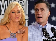 Jenna Jameson Endorses Mitt Romney: 'When You're Rich, You Want A Republican In Office'
