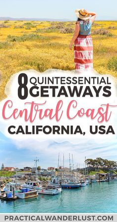 The Central Coast in