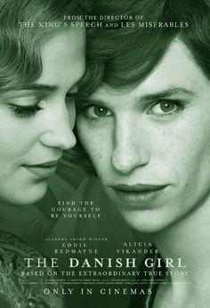 THE DANISH GIRL is een Brits-Amerikaanse biografische film uit 2015 onder regie van Tom Hooper, gebaseerd op de gelijknamige roman van David Ebershoff.Het verhaal speelt zich af in de vroege jaren 1920 in Kopenhagen en is gebaseerd op waargebeurde feiten. Met in de hoofdrollen Eddie Redmayne en Alicia Vikander.