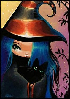 Art: Holding Kitty-aceo by Artist Nico Niemi