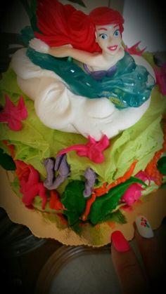 Miss Mermaid Cake !!!! Me gusta me gusta ♥♥♥ look at me in this re incarnation ♥