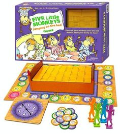 Top 5 Unique Board Games for Toddlers ~ http://serendipityandspice.com