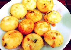 కొబ్బరి పొంగడాలు #CoconutPonganalu Low Calories, Coconut, Potatoes, Vegetables, Food, Potato, Essen, Vegetable Recipes, Meals
