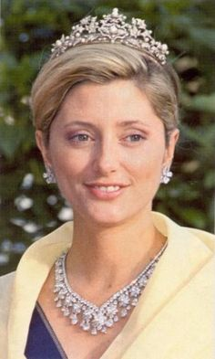 Crown Princess Marie-Chantal