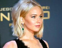 Jennifer Lawrence attends 'The Hunger Games: Mockingjay - Part 2' (Los Juegos Del Hambre: Sinsajo - Part2) premiere at Kinepolis cinema on November 10, 2015 in Madrid, Spain.