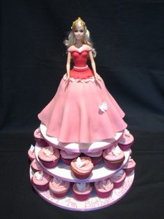 In love with cupcakes (22). Little girls will love this.