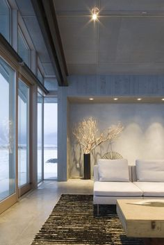 The Glass Farmhouse by Olson Kundig Architects - #interiordesign