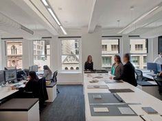 TPG Architecture (31 Penn Plaza - New York, 2014) / TPG Architecture @tpgarchitecture #workspace