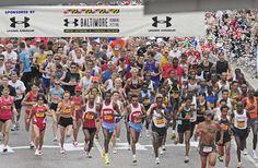 Baltimore Marathon. I want to be able to run a marathon.