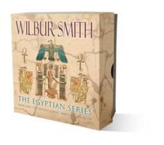 Love the Egyptian Series by Wilbur Smith!