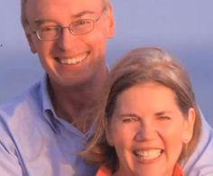 Elizabeth Warren and her hubby, Bruce Mann