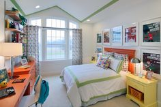 Girl's Room @ Greenwich Model at One Loudoun