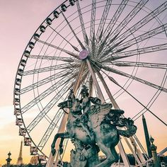 PARIS.The Tuileries Garden, one of my favourite public gardens in Paris. I love chilling, walking here at any season. It's located between the Louvre Museum and the Place de la Concorde in the 1st arrondissement of Paris. You can see a small city guide to Paris by going to the link in my profile. #HuaweiMate9 #TripAdvisor #ad